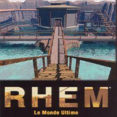 Jaquette de Rhem : Le Monde Ultime PC