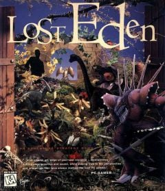 Jaquette de Lost Eden PC