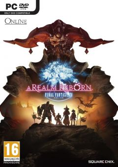 Jaquette de Final Fantasy XIV : A Realm Reborn PC