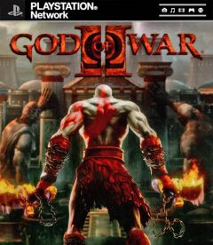 Jaquette de God of War II : Divine Retribution PlayStation 3