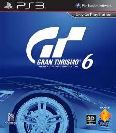 Jaquette de Gran Turismo 6 PlayStation 3