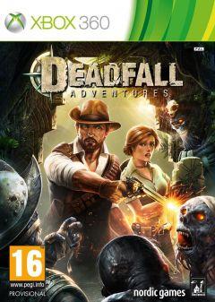 Jaquette de Deadfall Adventures Xbox 360