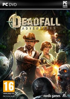 Jaquette de Deadfall Adventures PC