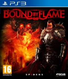 Jaquette de Bound by Flame PlayStation 3