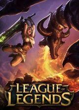 Jaquette de League of Legends Mac