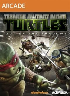 Jaquette de Teenage Mutant Ninja Turtles : Depuis les Ombres Xbox 360
