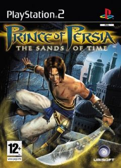 Jaquette de Prince of Persia : les Sables du Temps PlayStation 2
