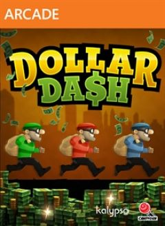 Jaquette de Dollar Da$h Xbox 360