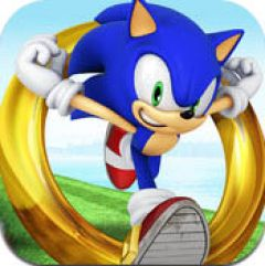 Jaquette de Sonic Dash iPhone, iPod Touch