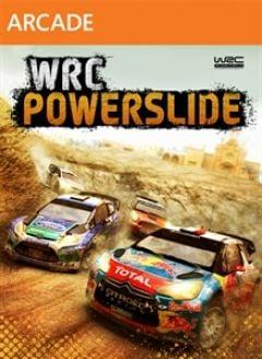 Jaquette de WRC Powerslide Xbox 360