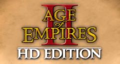 Jaquette de Age of Empires II HD PC