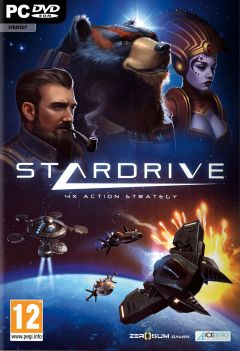 Jaquette de StarDrive PC