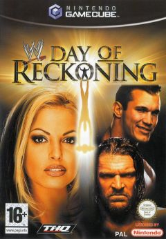 Jaquette de WWE Day of Reckoning GameCube