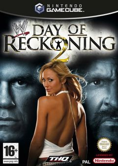 Jaquette de WWE Day of Reckoning 2 GameCube