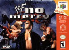 Jaquette de WWF No Mercy Nintendo 64