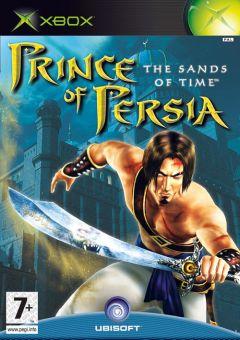 Jaquette de Prince of Persia : les Sables du Temps Xbox