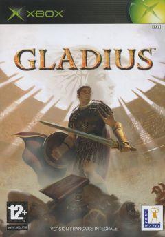 Jaquette de Gladius Xbox