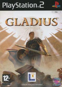 Jaquette de Gladius PlayStation 2