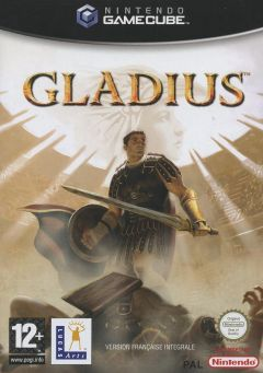 Jaquette de Gladius GameCube
