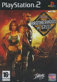 Jaquette de Fallout : Brotherhood of Steel PlayStation 2