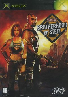Jaquette de Fallout : Brotherhood of Steel Xbox