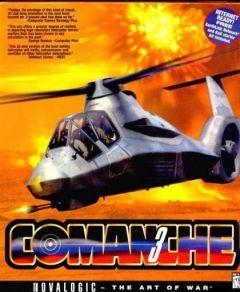 Jaquette de Comanche 3 PC