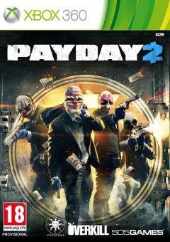 Jaquette de PayDay 2 Xbox 360
