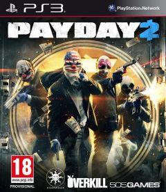 Jaquette de PayDay 2 PlayStation 3