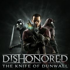 Jaquette de Dishonored : La Lame de Dunwall PlayStation 3
