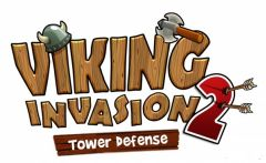 Jaquette de Viking Invasion 2 - Tower Defense Nintendo 3DS