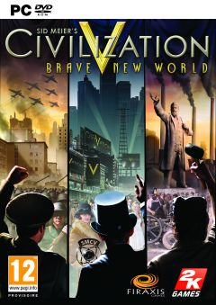 Jaquette de Sid Meier's Civilization V : Brave New World PC