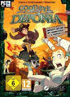 Goodbye Deponia (PC)