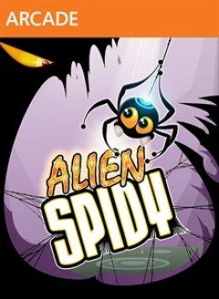 Jaquette de Alien Spidy Xbox 360