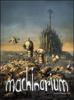 Jaquette de Machinarium PS Vita