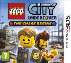 Jaquette de LEGO City : Undercover Nintendo 3DS