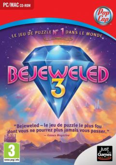 Jaquette de Bejeweled 3 PC