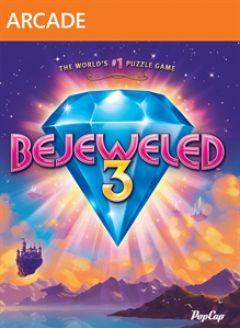 Jaquette de Bejeweled 3 Xbox 360