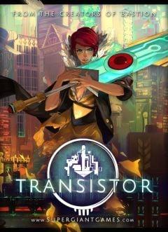 Jaquette de Transistor PS4