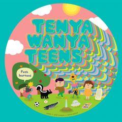 Jaquette de Tenya Wanya Teens PC