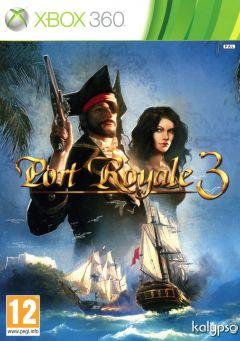 Jaquette de Port Royale 3 Xbox 360