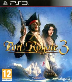 Jaquette de Port Royale 3 PlayStation 3
