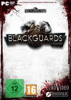 Jaquette de Blackguards PC