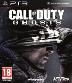 Jaquette de Call of Duty : Ghosts PlayStation 3