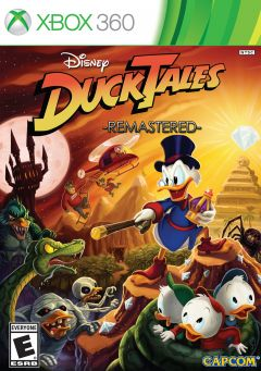 Jaquette de Duck Tales Remastered Xbox 360