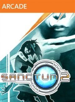 Jaquette de Sanctum 2 Xbox 360
