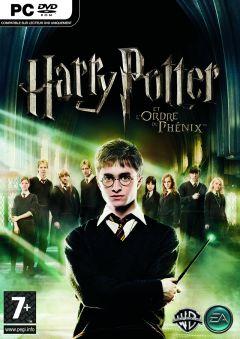 Jaquette de Harry Potter et l'Ordre du Phénix PC