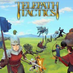 Jaquette de Telepath Tactics PC