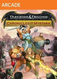 Jaquette de Dungeons & Dragons : Chronicles of Mystara Xbox 360
