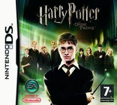 Jaquette de Harry Potter et l'Ordre du Phénix DS