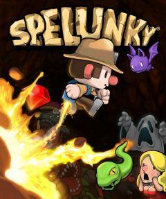 Jaquette de Spelunky PS Vita